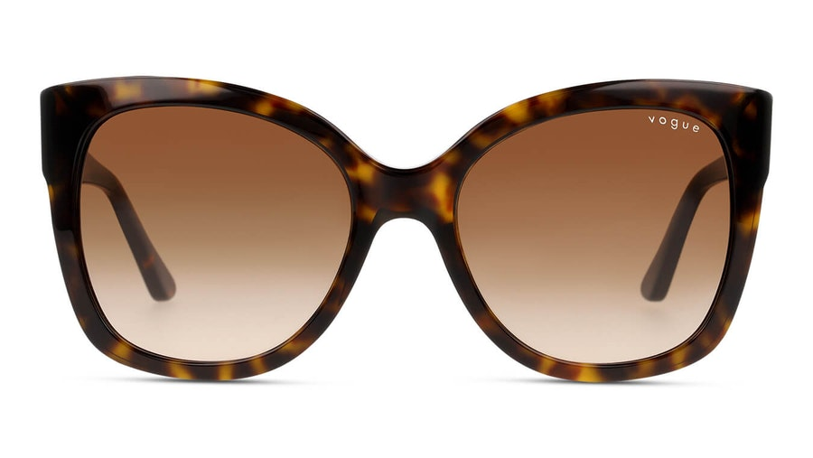 Vogue VO 5338S Women's Sunglasses Brown / Tortoise Shell