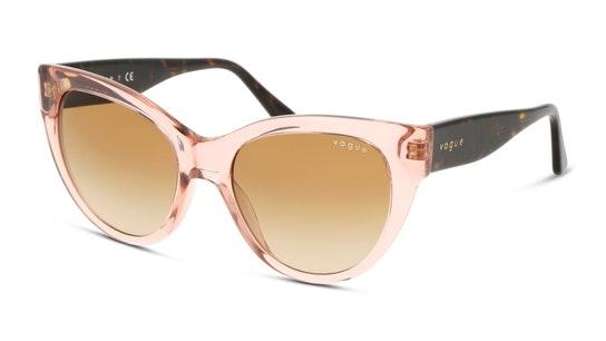 VO 5339S Women's Sunglasses Brown / Pink