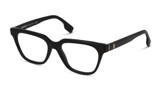 BE 2324 Women's Glasses Transparent / Black
