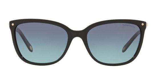 TF 4105HB Women's Sunglasses Blue / Black