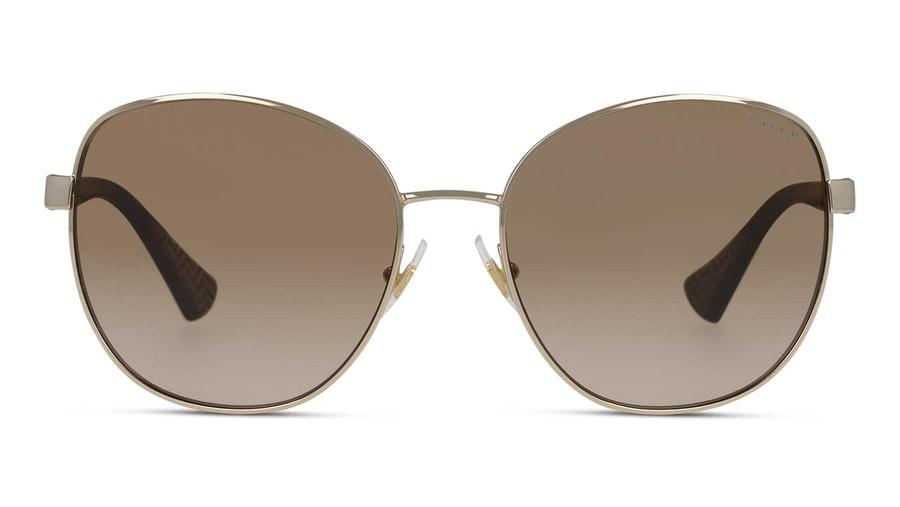 Ralph by Ralph Lauren RA 4131 (911613) Sunglasses Brown / Gold