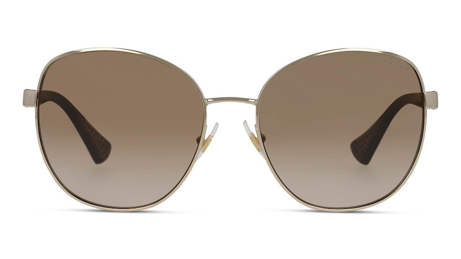 Ralph by Ralph Lauren RA 4131 Women's Sunglasses Brown/Gold