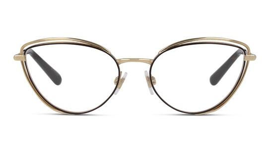 DG 1326 Women's Glasses Transparent / Gold