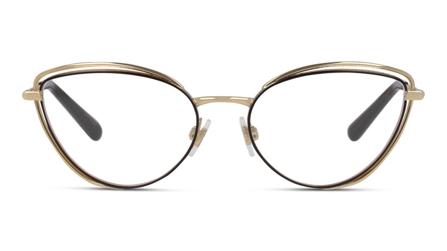 Dolce & Gabbana DG 1326 Women's Glasses Gold