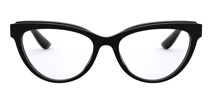 Dolce & Gabbana DG 3332 (501) Glasses Black