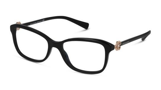 BV 4191B Women's Glasses Transparent / Black