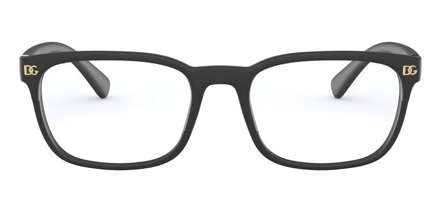 Dolce & Gabbana DG 5056 (Large) (2525) Glasses Black