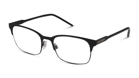 DG 1330 Men's Glasses Transparent / Black