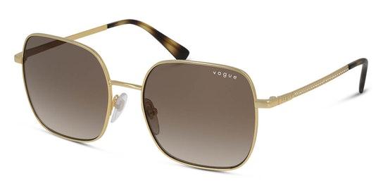 VO 4175SB Women's Sunglasses Brown / Gold