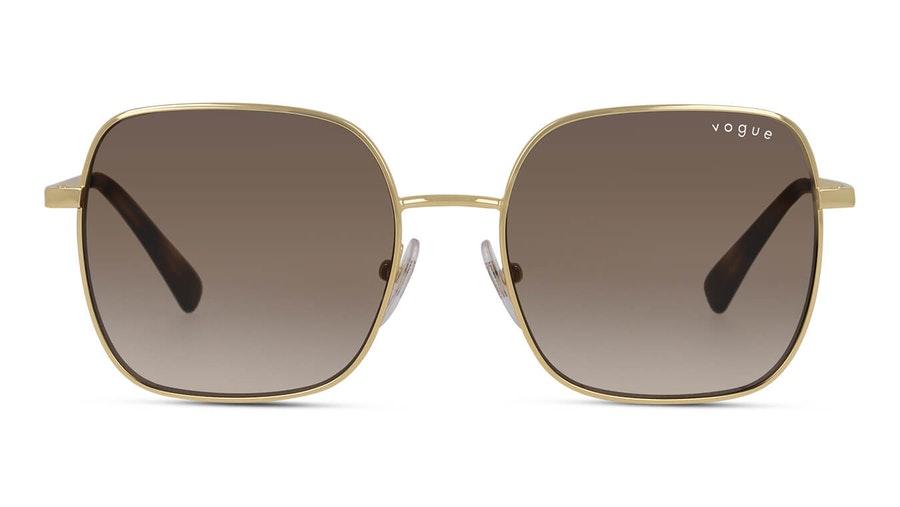 Vogue VO 4175SB Women's Sunglasses Brown/Gold