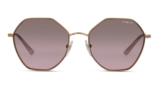 VO 4180S Women's Sunglasses Violet / Gold