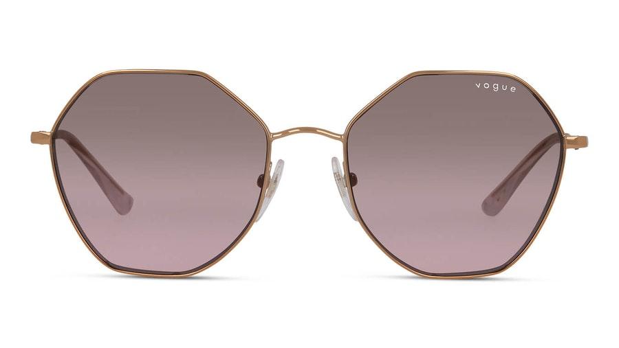 Vogue VO 4180S Women's Sunglasses Violet / Gold