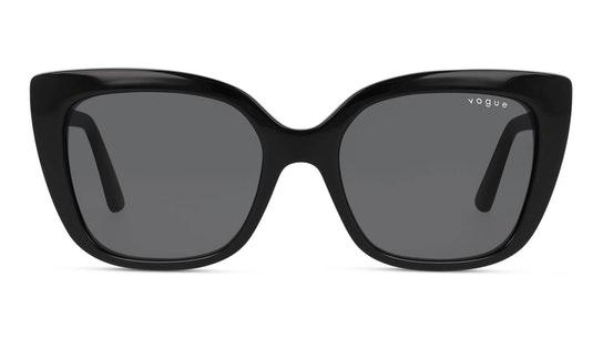 VO 5337S Women's Sunglasses Grey / Black