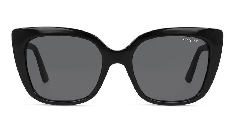 Vogue VO 5337S Women's Sunglasses Grey / Black