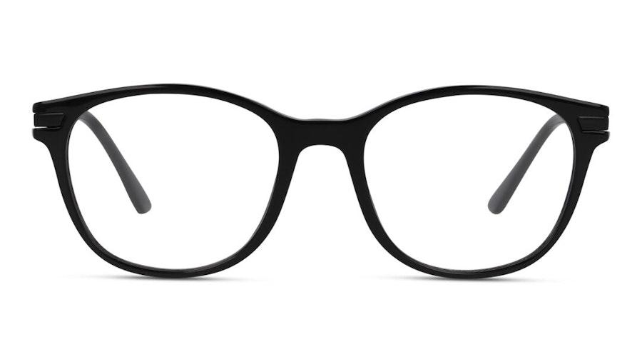 Prada PR 02WV Men's Glasses Black