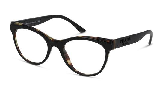 PR 05WV Women's Glasses Transparent / Black