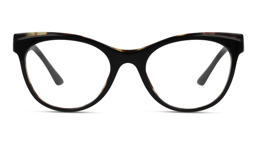 Prada PR 05WV Women's Glasses Black