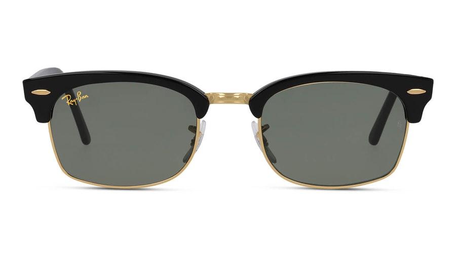 Ray-Ban Clubmaster Square Legend RB 3916 Men's Sunglasses Grey/Black