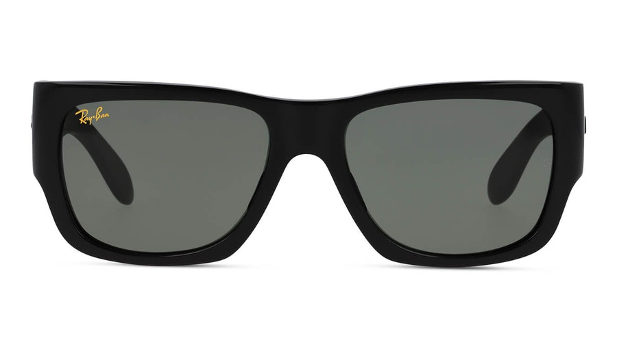 Ray-Ban Nomad Legend RB 2187 Men's Sunglasses Green / Black