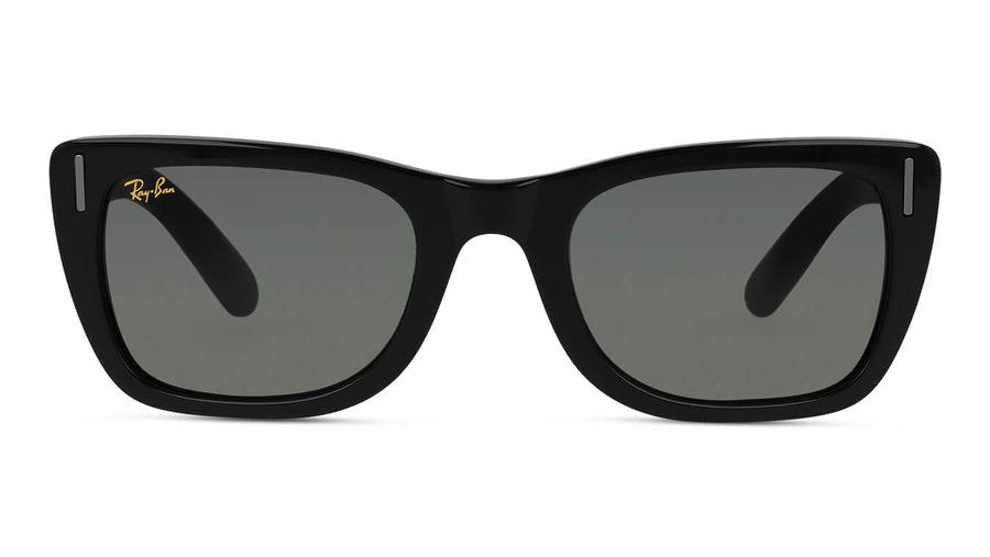 Ray-Ban Caribbean Legend RB 2248 (901/31) Sunglasses Green / Black
