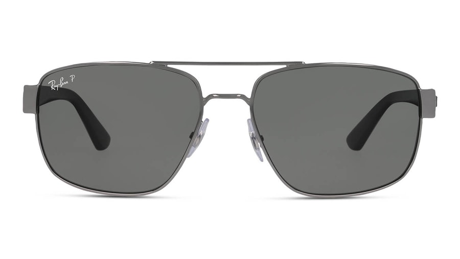 Ray-Ban RB 3663 Men's Sunglasses Grey/Silver