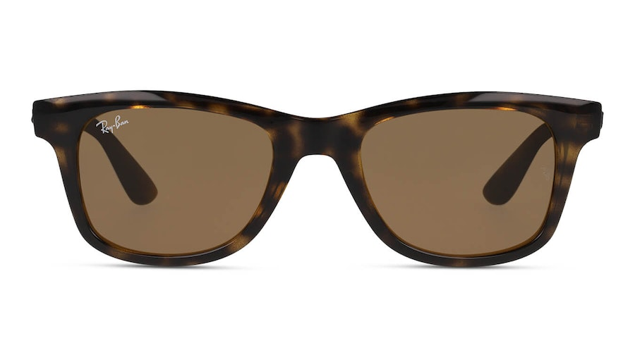 Ray-Ban Shiny Havana RB 4640 Men's Sunglasses Brown/Tortoise Shell