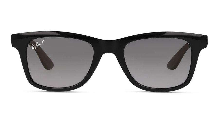 Ray-Ban RB 4640 (601/M3) Sunglasses Grey / Black