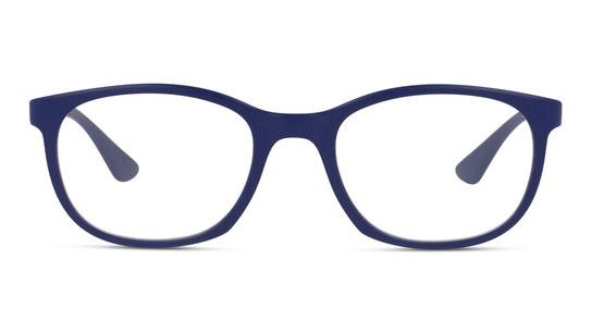 RX 5286 Men's Glasses Transparent / Blue