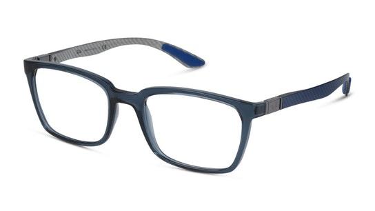 RX 8906 Men's Glasses Transparent / Navy