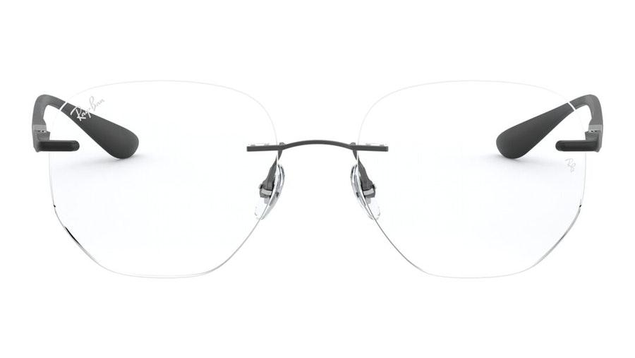 Ray-Ban RX 8766 (Large) Men's Glasses Black
