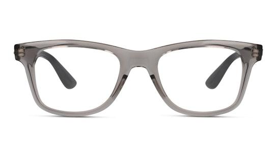 RX 4640V Men's Glasses Transparent / Grey