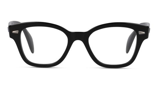 RX 0880 Men's Glasses Transparent / Black