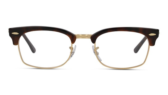 RX 3916V Men's Glasses Transparent / Tortoise Shell