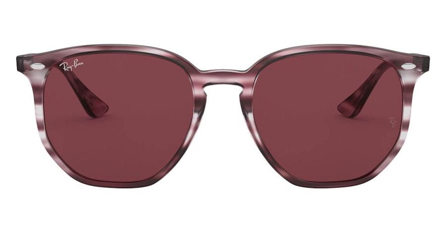 Ray-Ban RB 4306 Men's Sunglasses Violet / Tortoise Shell