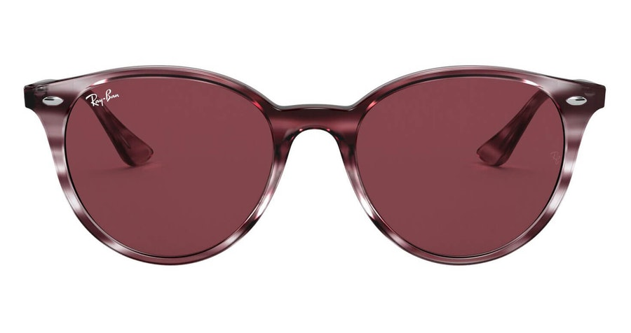 Ray-Ban RB 4305 (643175) Sunglasses Violet / Tortoise Shell