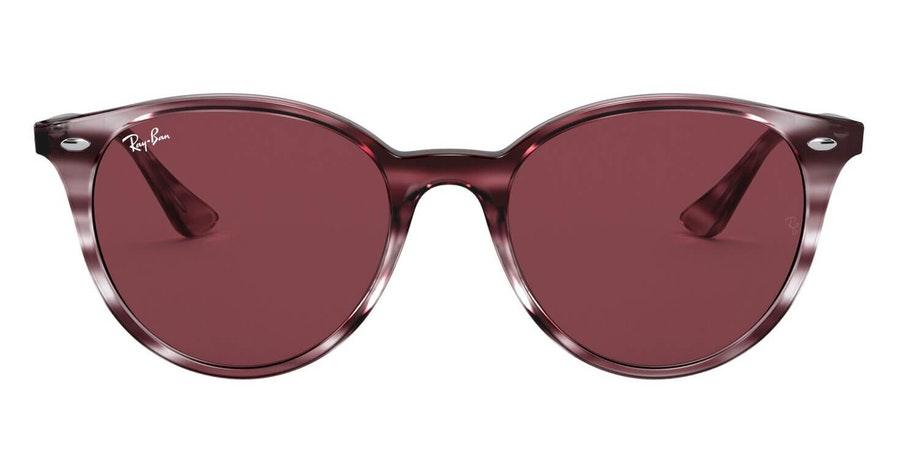 Ray-Ban RB 4305 Men's Sunglasses Violet/Tortoise Shell