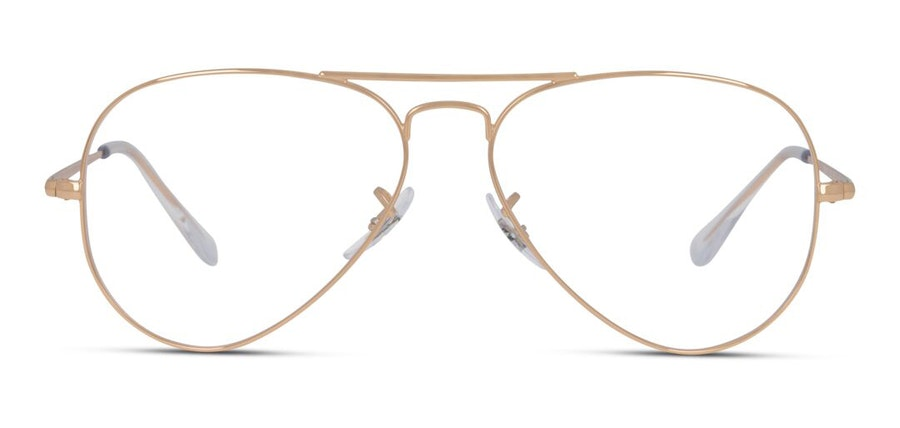 Ray-Ban RX 6489 (3094) Glasses Pink