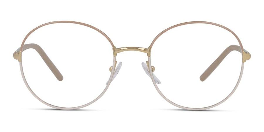 Prada PR 55WV (06I1O1) Glasses Gold
