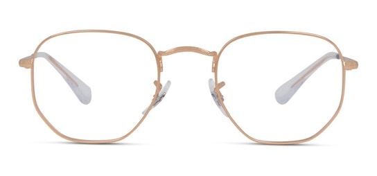 RX 6448 Men's Glasses Transparent / Pink