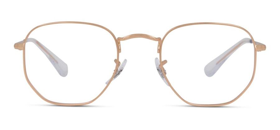 Ray-Ban RX 6448 Men's Glasses Pink