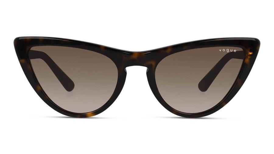 Vogue VO 5211SM Women's Sunglasses Brown / Tortoise Shell