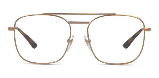 VO 4140M Women's Glasses Transparent / Pink
