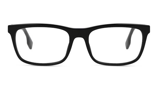 BE 2334 Men's Glasses Transparent / Black