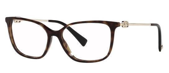VA 3058 Women's Glasses Transparent / Tortoise Shell
