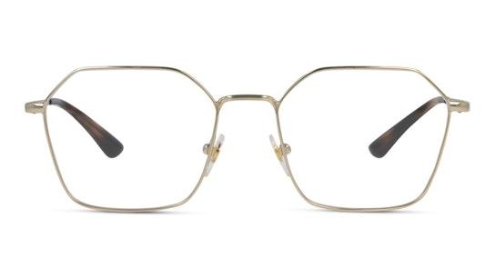 VO 4187 Women's Glasses Transparent / Gold