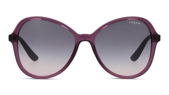 VO 5349S Women's Sunglasses Grey / Purple