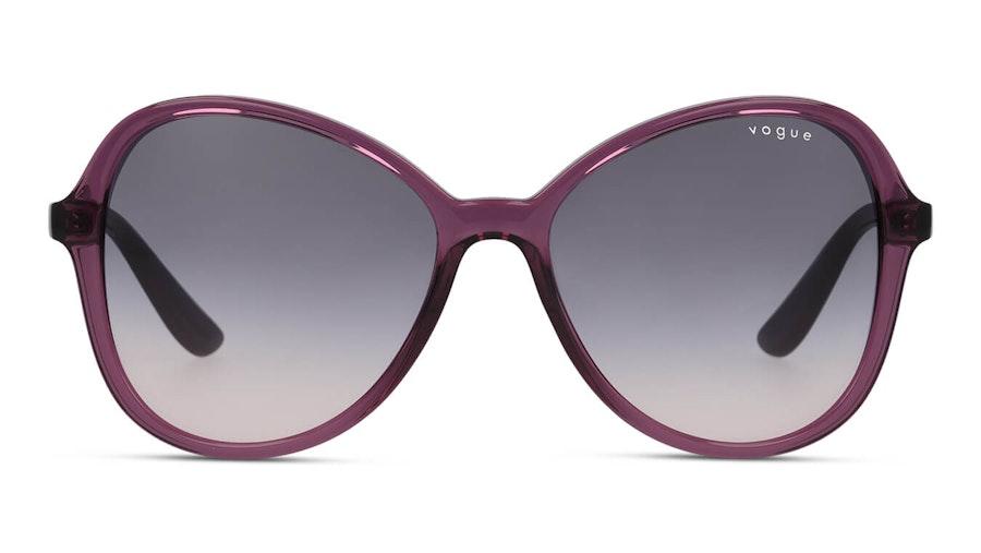 Vogue VO 5349S Women's Sunglasses Grey / Purple