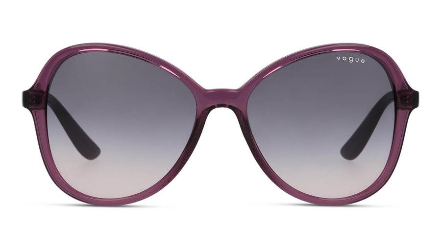 Vogue VO 5349S Women's Sunglasses Grey/Purple
