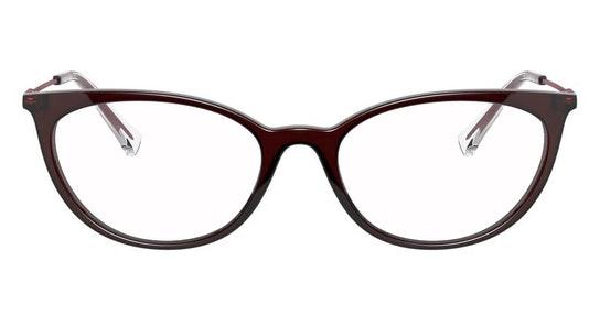RA 7123 Women's Glasses Transparent / Silver