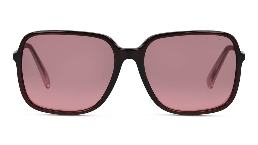 Ralph by Ralph Lauren RA 5272 (591220) Sunglasses Violet / Burgundy